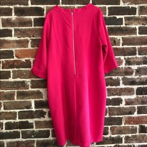 Eloquii Dresses - Dress , berry pink, stylish and no flaws